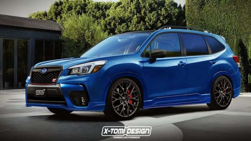 22 All New 2020 Subaru Forester Unveiling Exterior by 2020 Subaru Forester Unveiling