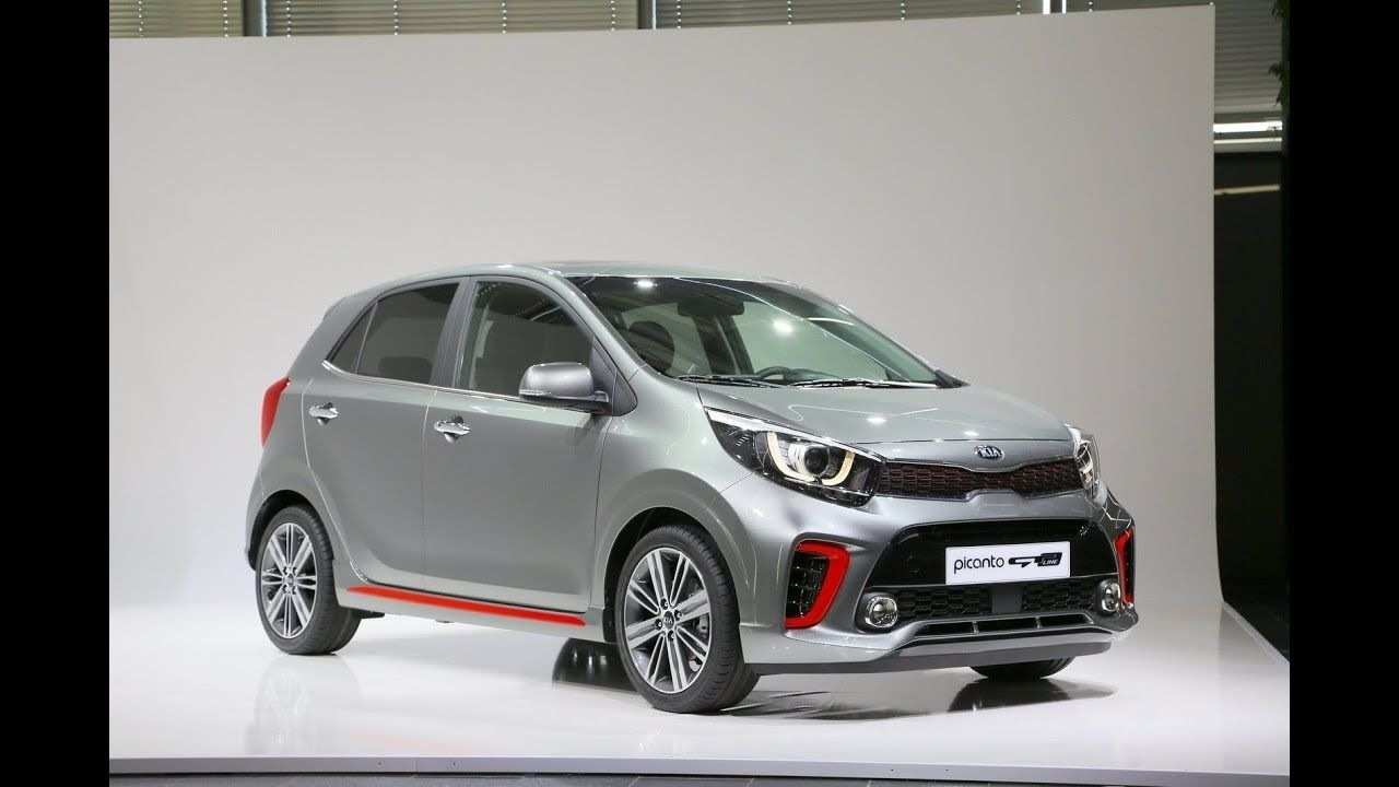 22 All New Kia Picanto Gt Line 2020 Spesification by Kia Picanto Gt Line 2020