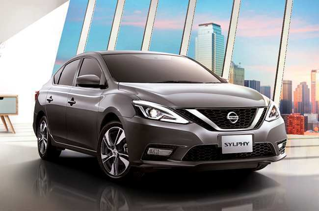 22 All New Nissan Sylphy 2020 Photos for Nissan Sylphy 2020