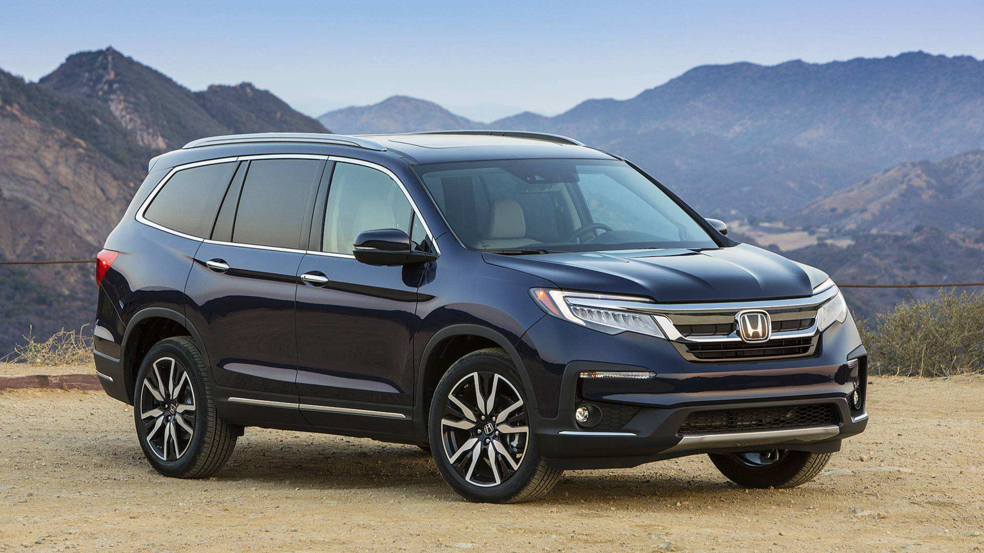 22 Best Review 2020 Honda Pilot Black Edition Ratings for 2020 Honda Pilot Black Edition