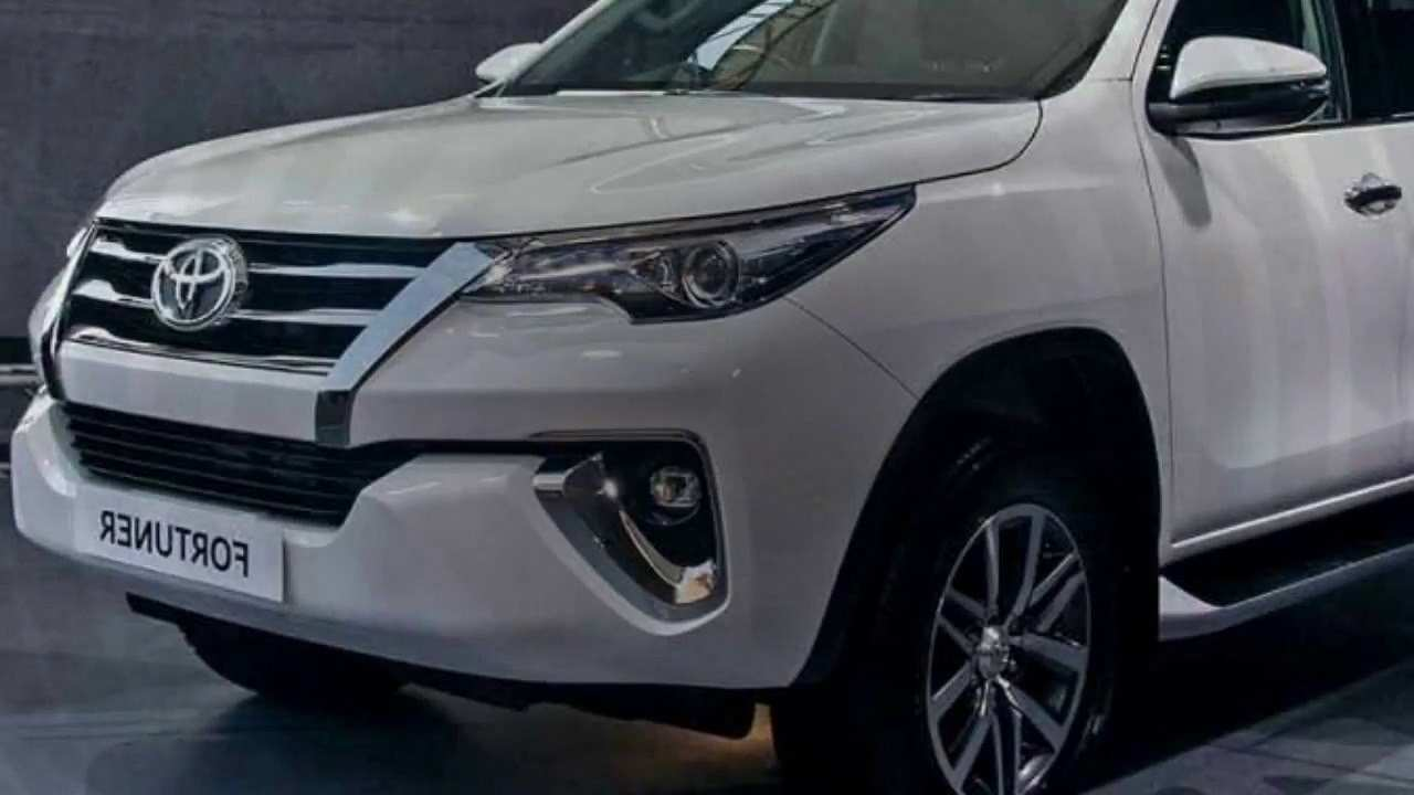 22 Best Review Toyota Fortuner 2020 India Picture for Toyota Fortuner 2020 India