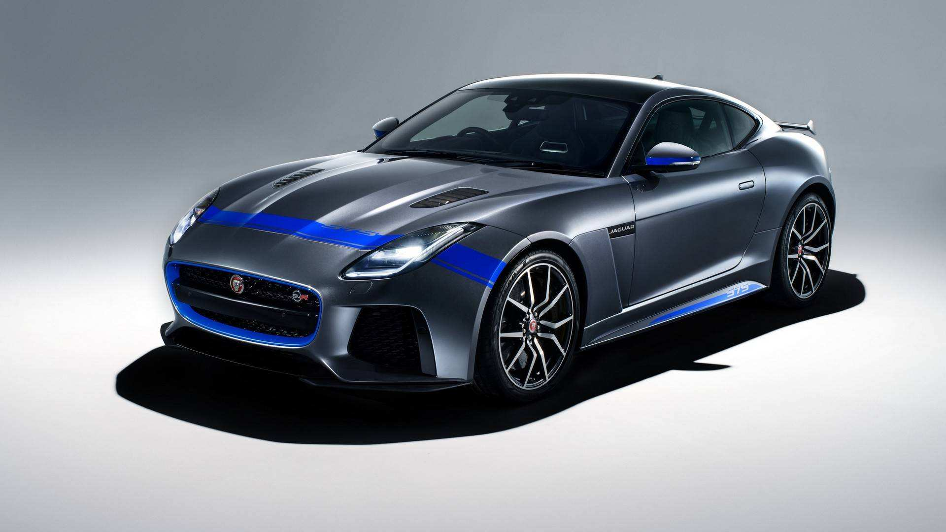 22 Gallery of 2020 Jaguar F Type Coupe Exterior with 2020 Jaguar F Type Coupe