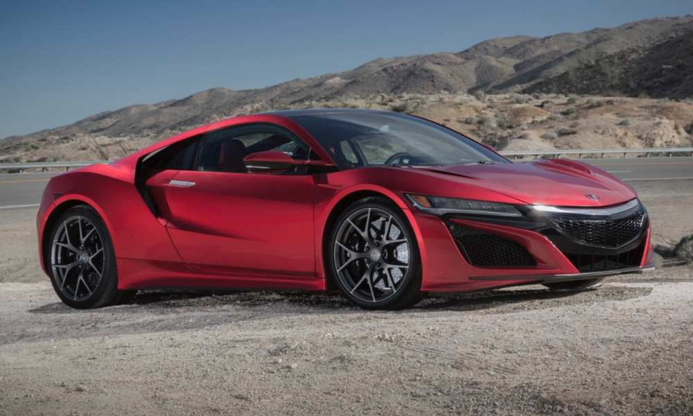 22 Great 2020 Acura NSXs Model for 2020 Acura NSXs