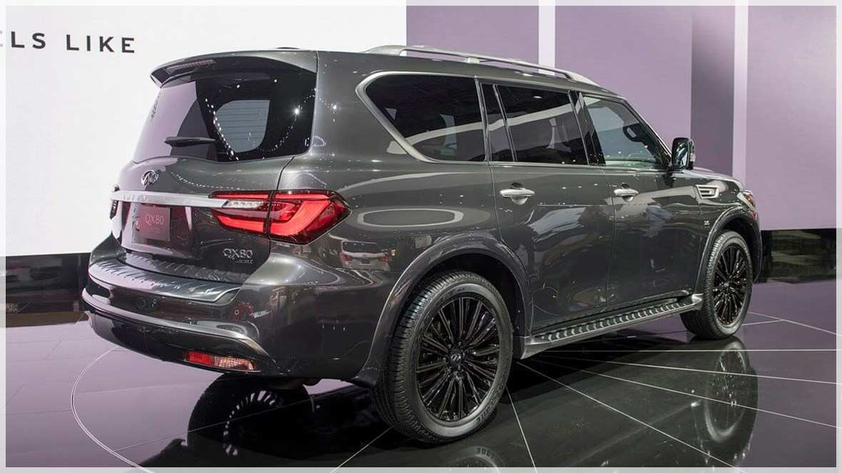 22 Great 2020 Infiniti Qx80 Msrp Wallpaper for 2020 Infiniti Qx80 Msrp