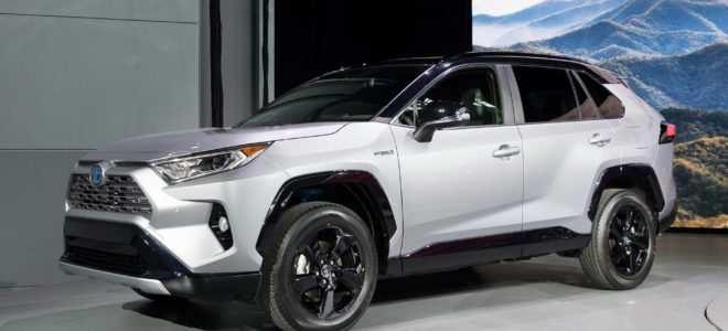 22 Great 2020 Toyota Rav4 Hybrid Concept by 2020 Toyota Rav4 Hybrid