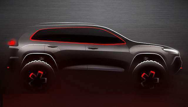 22 New 2020 Jeep Grand Cherokee Trackhawk Concept by 2020 Jeep Grand Cherokee Trackhawk