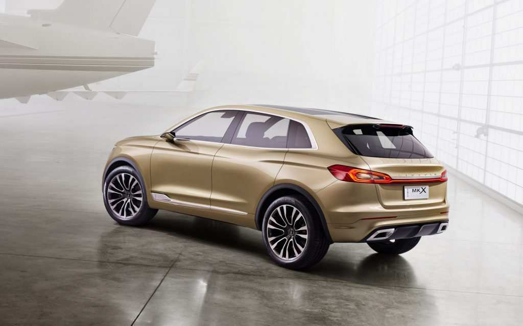 22 New 2020 Lincoln Mkx At Beijing Motor Show Exterior by 2020 Lincoln Mkx At Beijing Motor Show