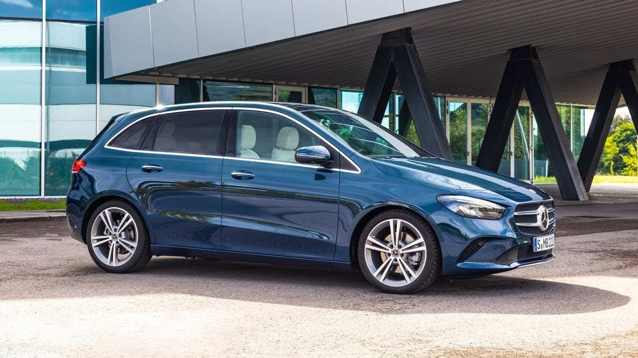 22 New 2020 Mercedes B250 Review with 2020 Mercedes B250
