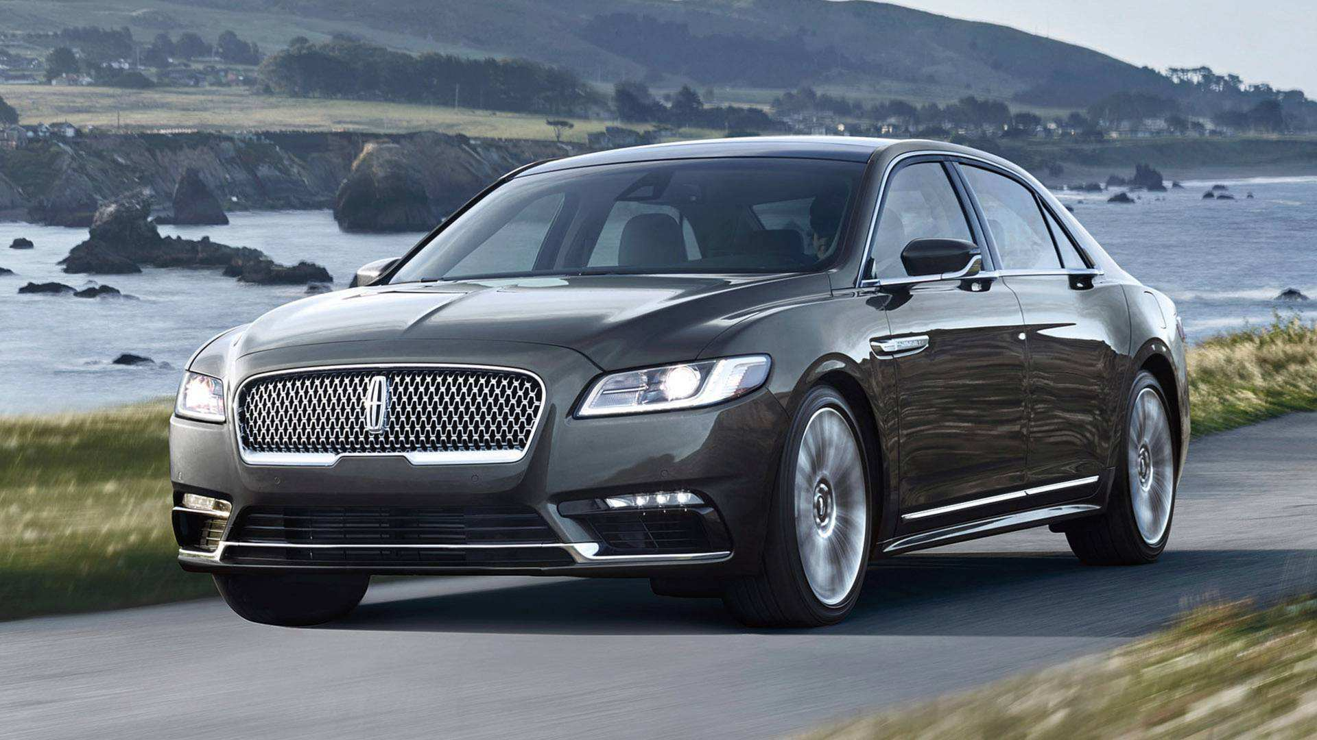 22 New 2020 The Lincoln Continental First Drive for 2020 The Lincoln Continental