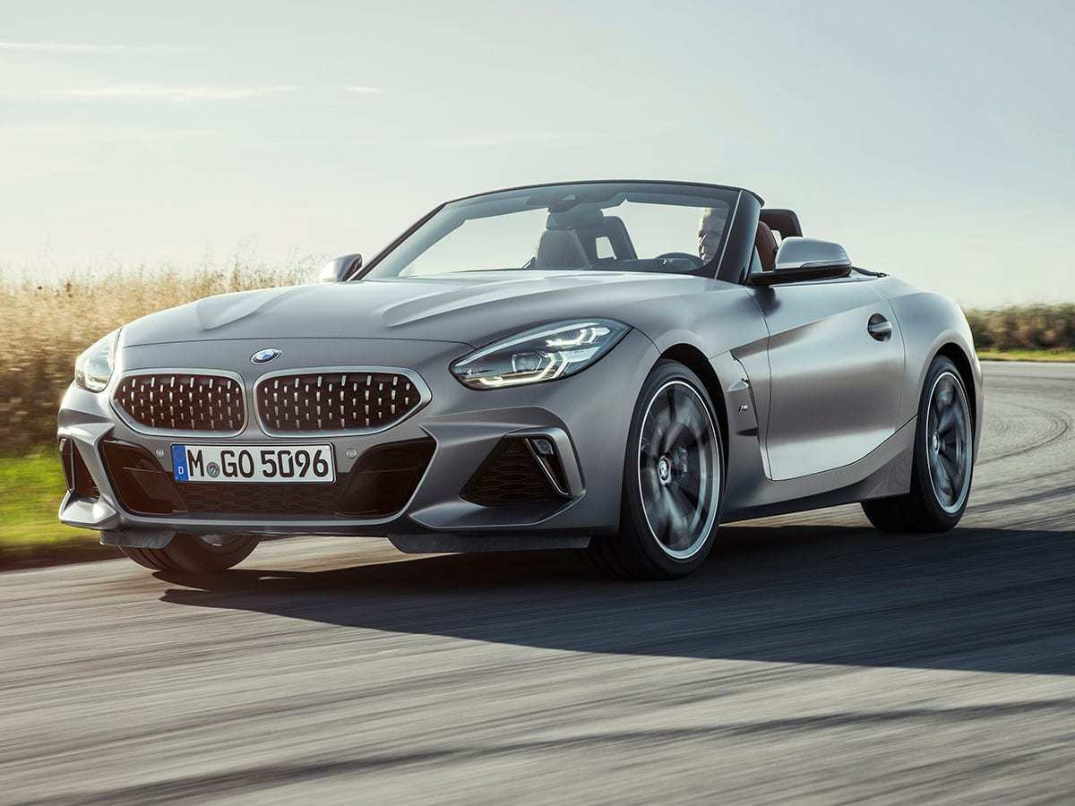 22 The 2020 BMW Z4 Specs and Review with 2020 BMW Z4