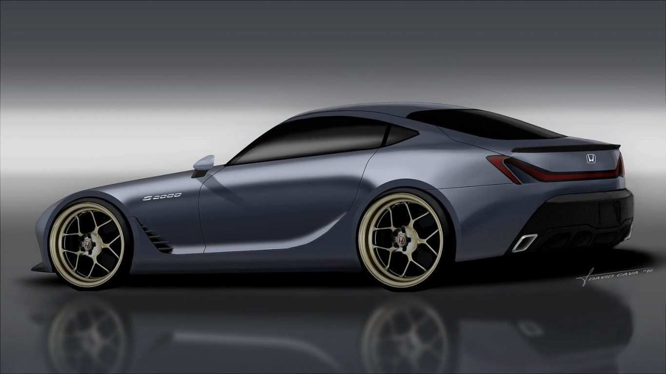22 The 2020 Honda S2000and Concept with 2020 Honda S2000and