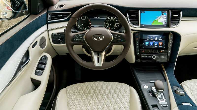 22 The 2020 Infiniti Q50 Interior for 2020 Infiniti Q50