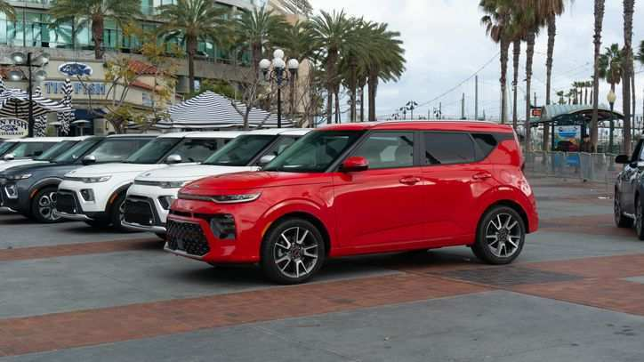 22 The 2020 Kia Soul Images with 2020 Kia Soul