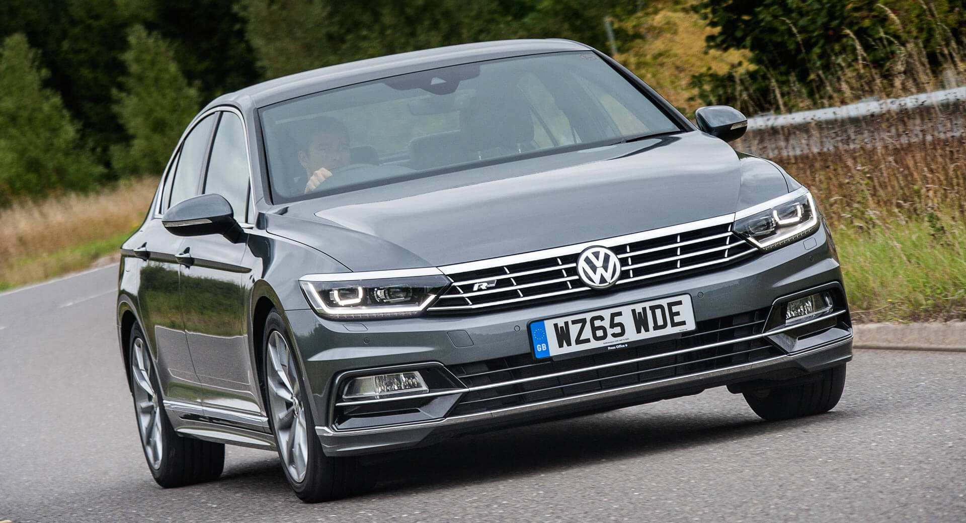 2020 The Next Generation VW Cc First Drive