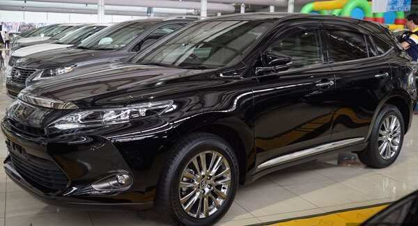 22 The Toyota Harrier 2020 Price by Toyota Harrier 2020
