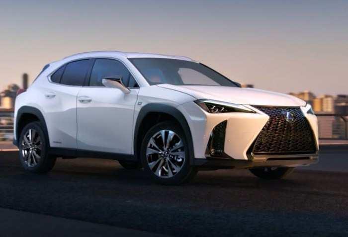 23 All New 2020 Lexus Ux Hybrid Model with 2020 Lexus Ux Hybrid