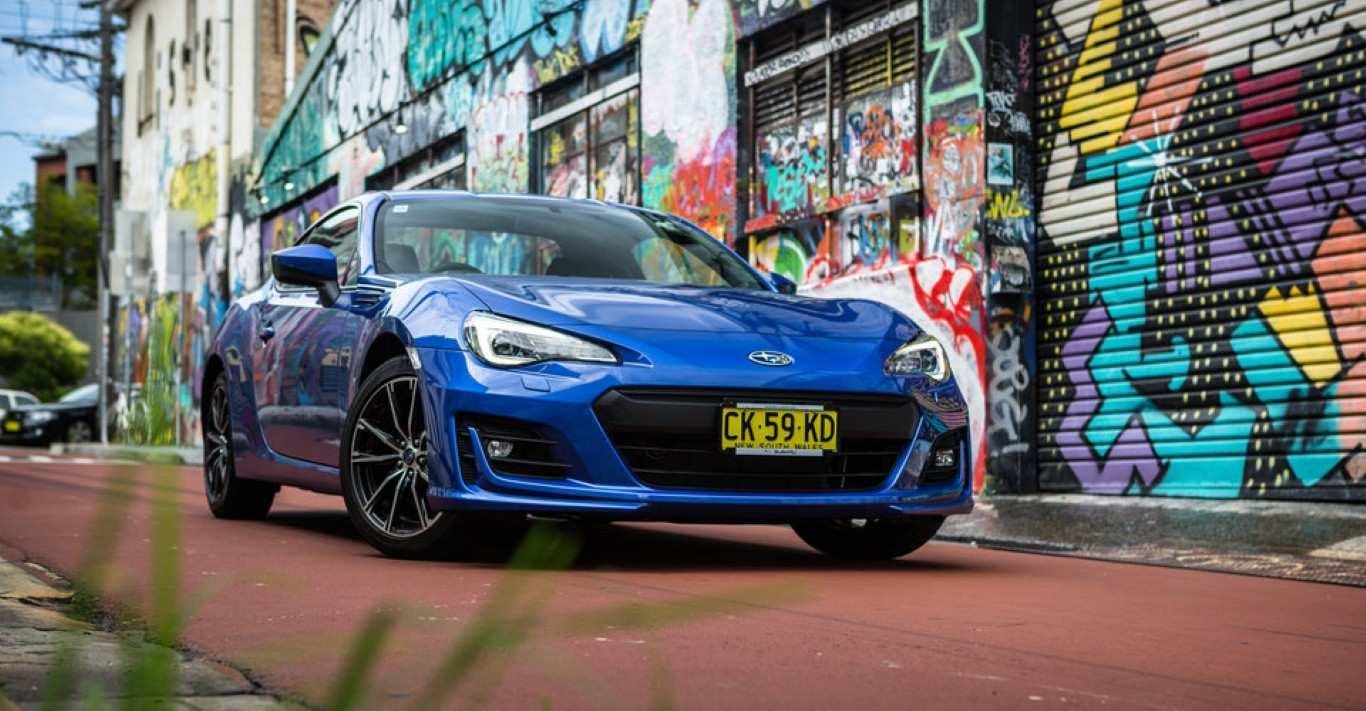 23 All New 2020 Subaru Brz Sti Turbo Performance by 2020 Subaru Brz Sti Turbo