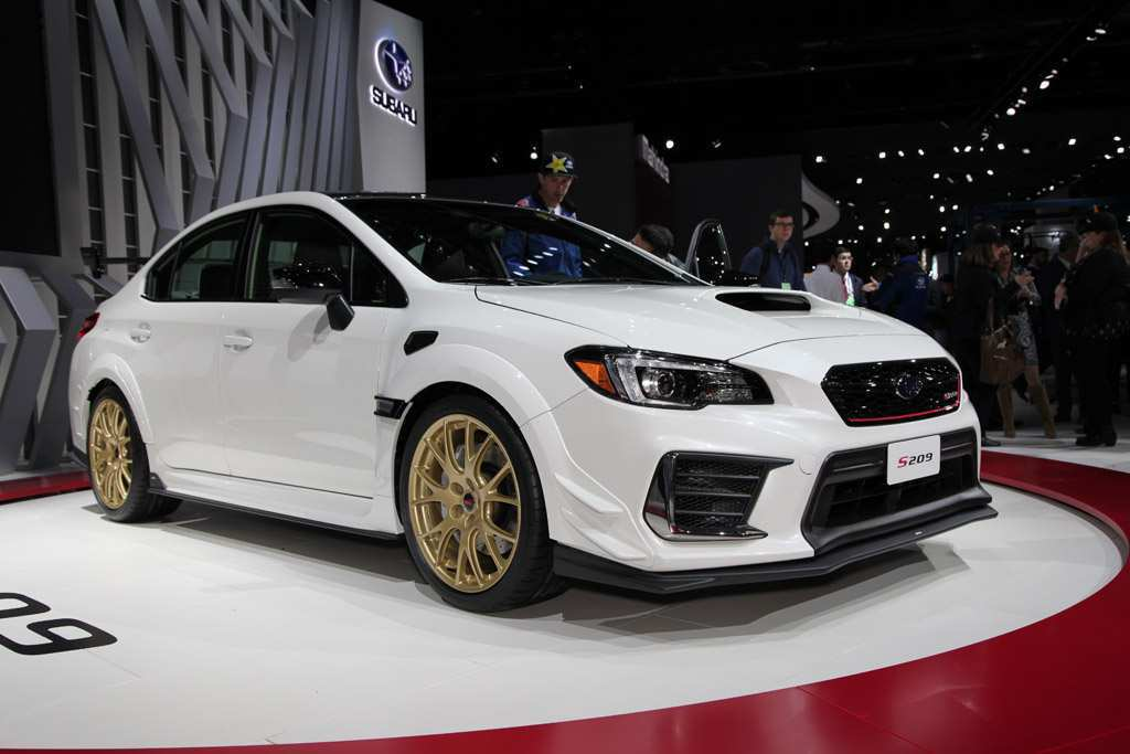 23 All New 2020 Subaru Sti Overview by 2020 Subaru Sti