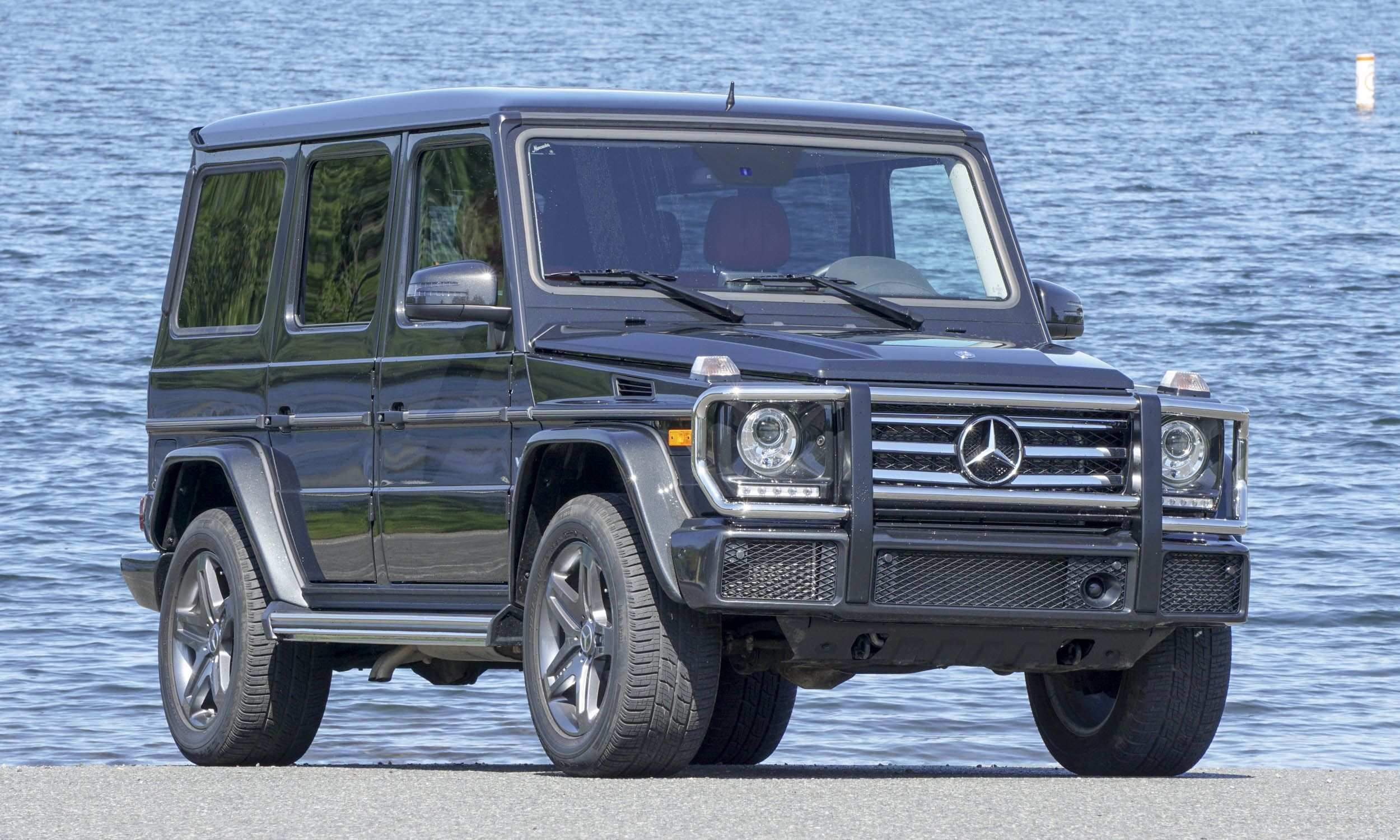 23 All New G550 Mercedes 2020 Performance by G550 Mercedes 2020