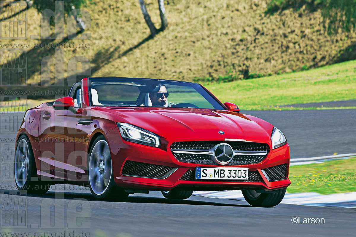 23 All New Mercedes 2020 Slc Pricing for Mercedes 2020 Slc