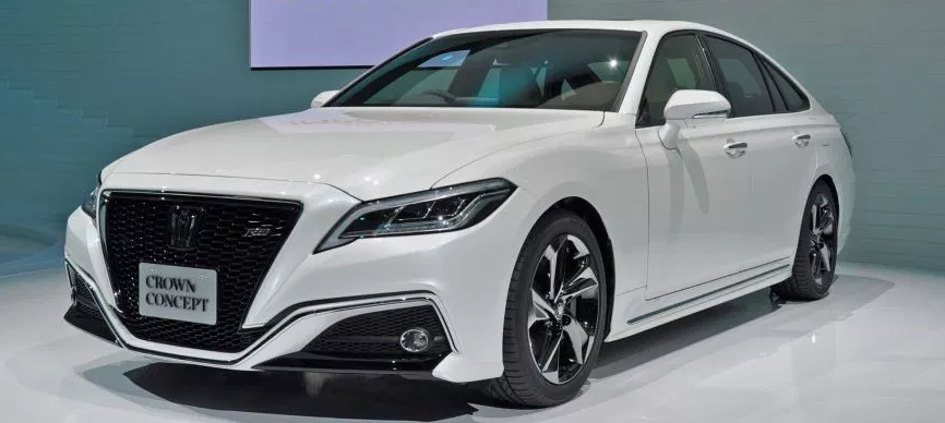 23 All New Toyota Crown 2020 Pricing by Toyota Crown 2020