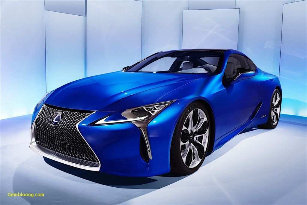 23 Best Review 2020 Lexus LF LC First Drive with 2020 Lexus LF LC