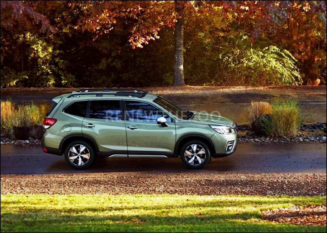 23 Best Review 2020 Subaru Forester Length Redesign and Concept for 2020 Subaru Forester Length