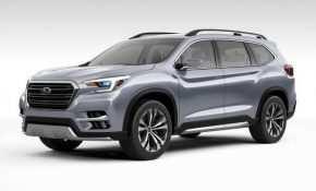 23 Best Review 2020 Subaru Tribeca 2018 Exterior and Interior by 2020 Subaru Tribeca 2018