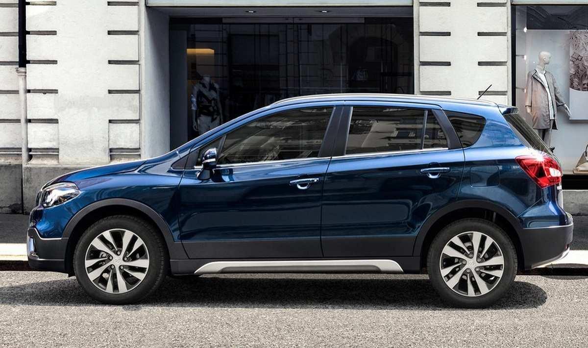 23 Best Review 2020 Suzuki Sx4 2018 History by 2020 Suzuki Sx4 2018