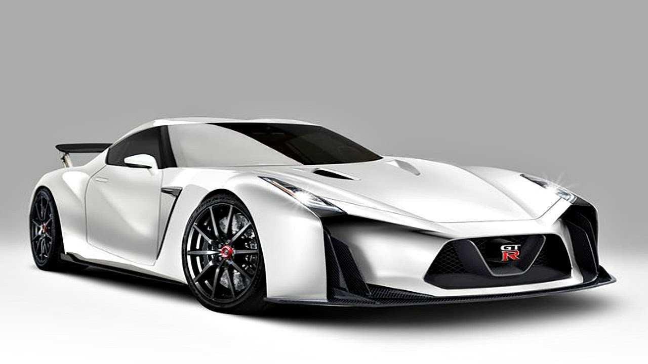23 Best Review Nissan Gtr 2020 Exterior Speed Test with Nissan Gtr 2020 Exterior