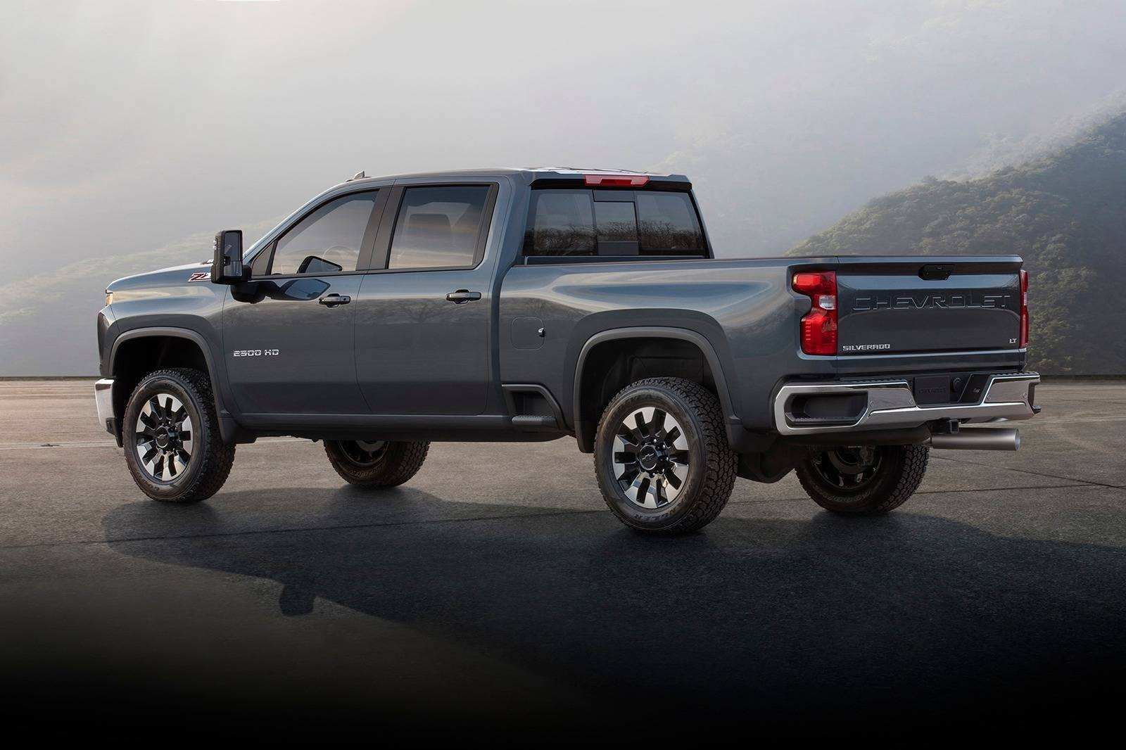 23 Concept of 2020 Chevy 2500Hd Performance and New Engine with 2020 Chevy 2500Hd