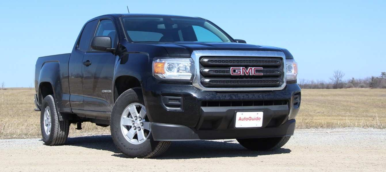 23 Concept of 2020 Gmc Canyon Diesel Spesification by 2020 Gmc Canyon Diesel