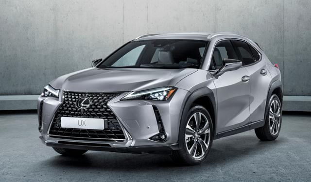 23 Concept of 2020 Lexus Ux Hybrid Engine by 2020 Lexus Ux Hybrid
