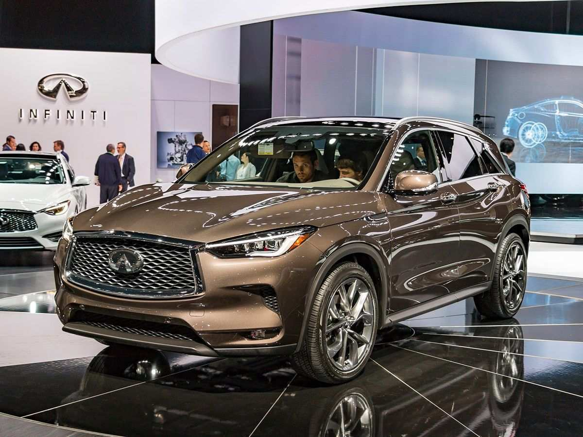 23 Gallery of 2020 Infiniti Qx50 Dimensions Exterior by 2020 Infiniti Qx50 Dimensions