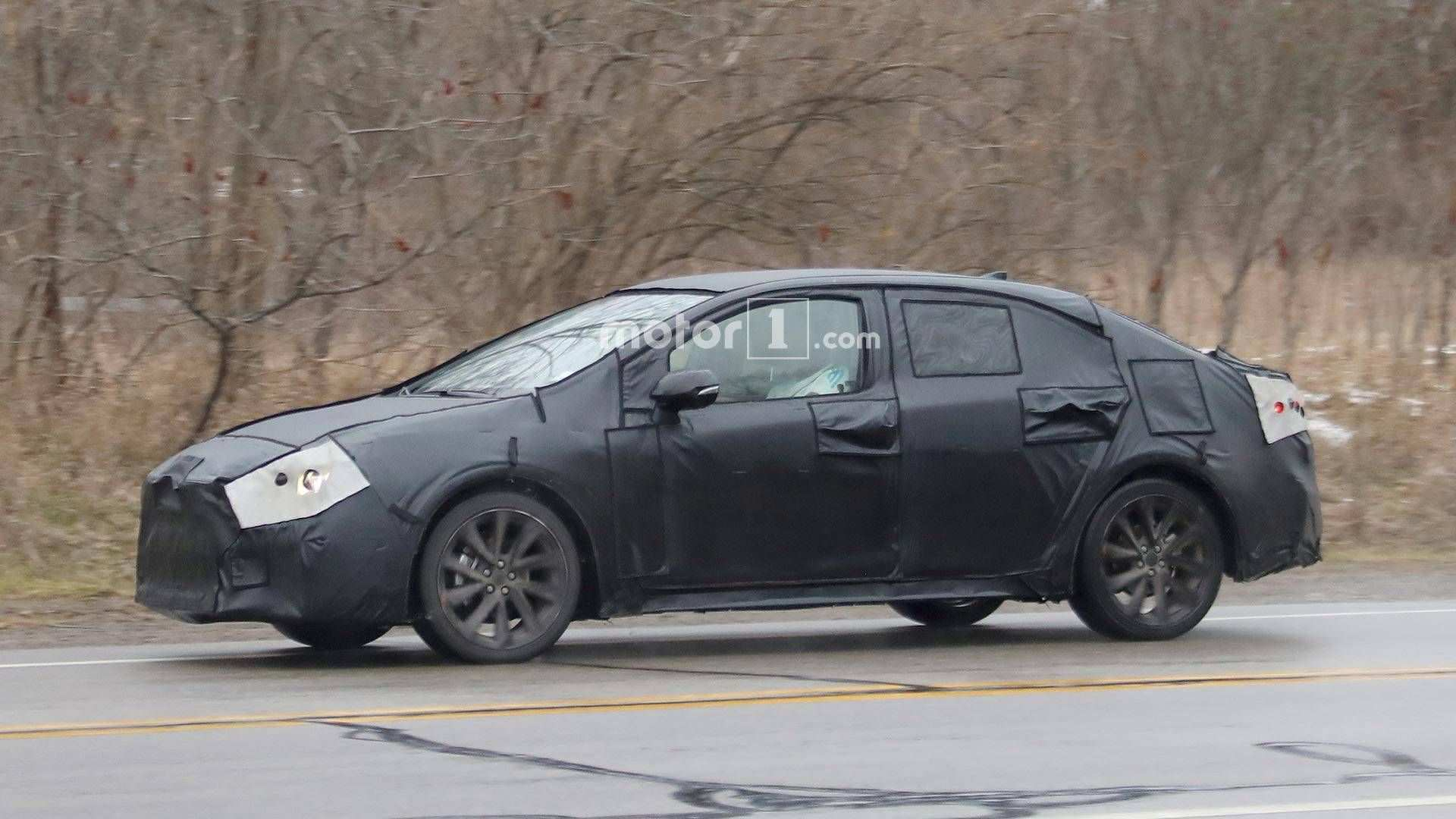 23 Gallery of 2020 New Toyota Avensis Spy Shots Speed Test for 2020 New Toyota Avensis Spy Shots
