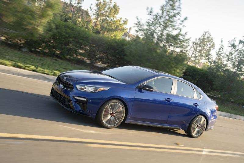 23 Great 2020 Kia Forte Exterior Specs and Review with 2020 Kia Forte Exterior