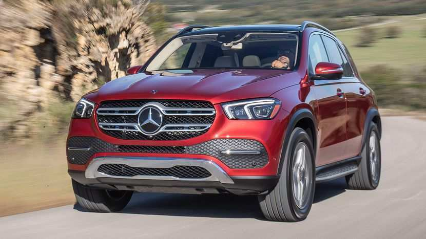 23 Great 2020 Mercedes Gl Class Overview with 2020 Mercedes Gl Class