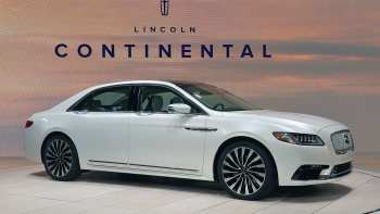 23 New 2020 The Lincoln Continental Exterior by 2020 The Lincoln Continental