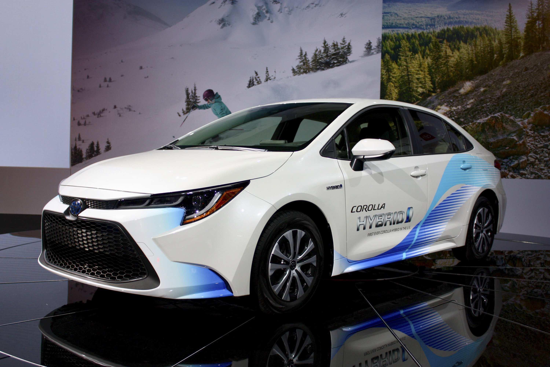 23 New 2020 Toyota Prius Picture for 2020 Toyota Prius