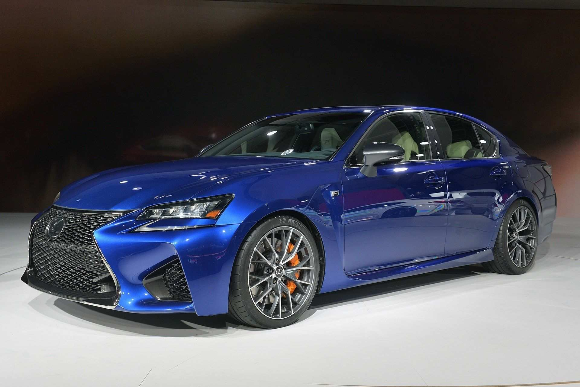 23 The 2020 Lexus GS F Research New for 2020 Lexus GS F