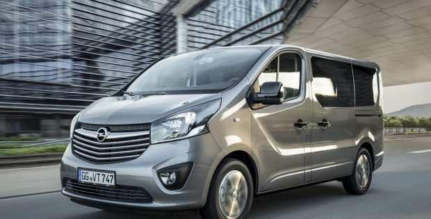 23 The 2020 Opel Vivaro 2018 Spesification With 2020 Opel Vivaro