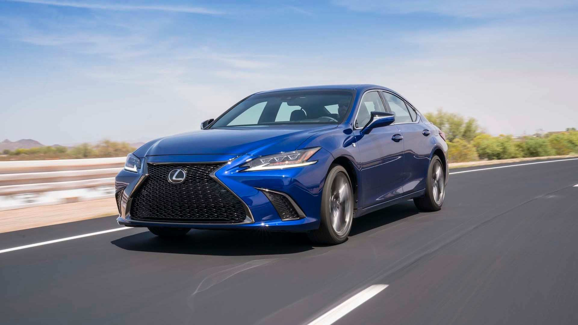 23 The Lexus Es 2020 Dimensions New Review with Lexus Es 2020 Dimensions