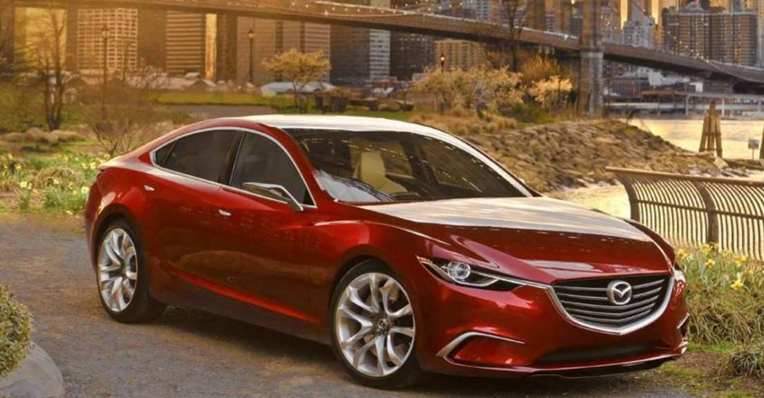24 All New Mazda 6 2020 Awd Redesign and Concept by Mazda 6 2020 Awd