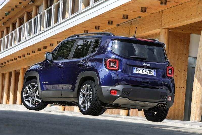 24 Best Review 2020 Jeep Renegade New Concept by 2020 Jeep Renegade