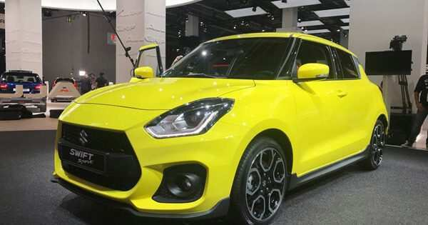 24 Best Review 2020 Suzuki Swift 2018 Specs for 2020 Suzuki Swift 2018