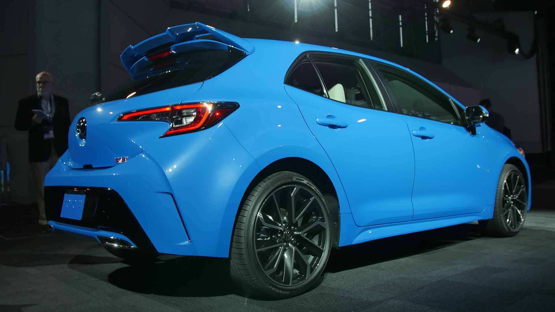 24 Best Review 2020 Toyota Corolla Hatchback Spy Shoot by 2020 Toyota Corolla Hatchback