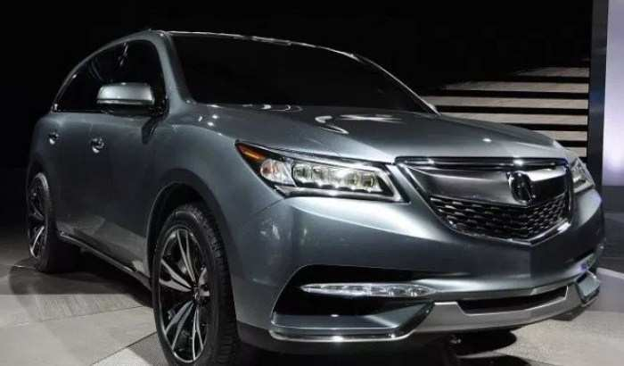 24 Concept of 2020 Acura Mdx Rumors Wallpaper by 2020 Acura Mdx Rumors
