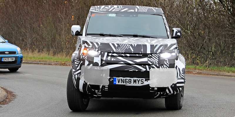 24 Concept of 2020 Land Rover Defender Reviews with 2020 Land Rover Defender