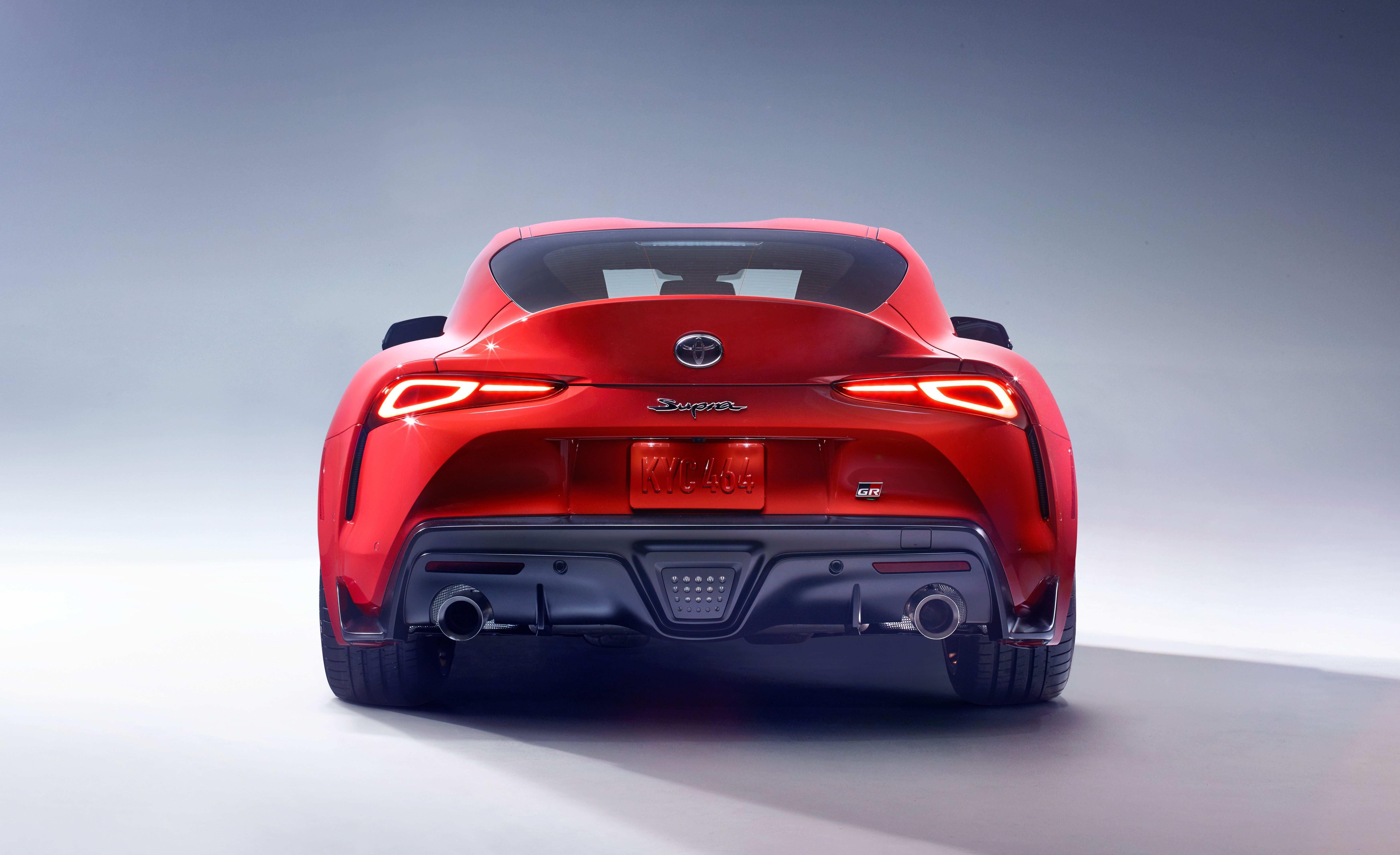 24 Concept of 2020 Toyota Supra Exterior Performance by 2020 Toyota Supra Exterior