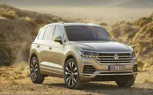 24 Concept of New Volkswagen Touareg 2020 History with New Volkswagen Touareg 2020